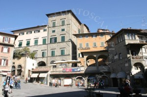Cortona Toskania